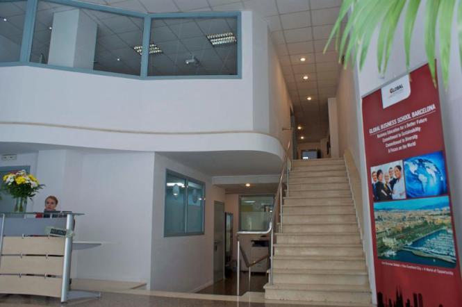 Global-Business-School-Barcelona-Entrance