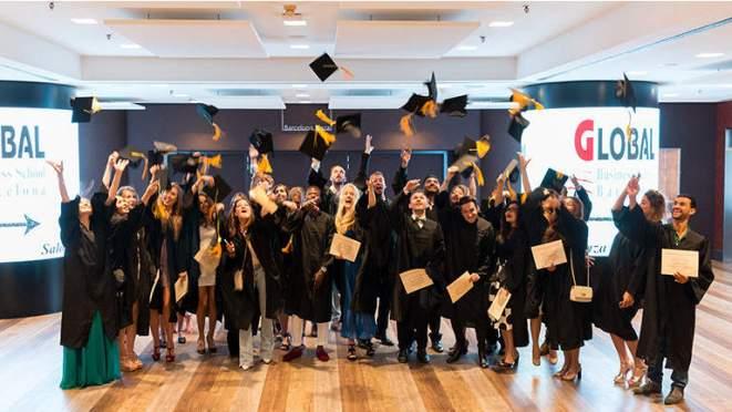 global-business-school-barcelona-masters-degree-graduates