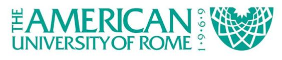 The_American_University_of_Rome_logo