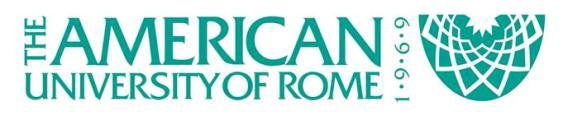 The_American_University_of_Rome_logo