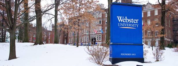 Webster_University_in_the_snow,_2014