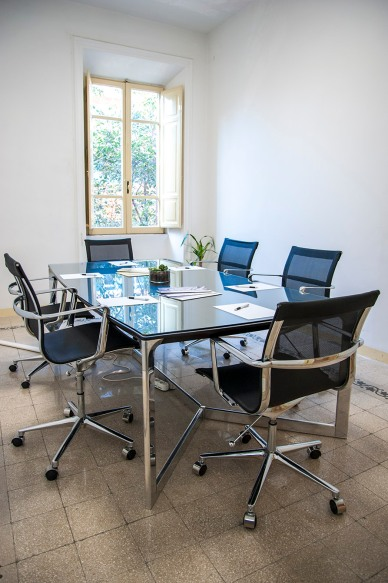 Rome Business School soba za sastanke